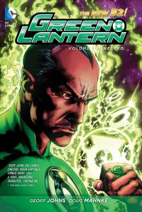 Green Lantern Vol. 1: Sinestro (The New 52)  HC