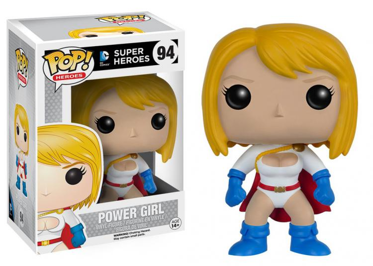 Funko Pop! Heroes: Power Girl Vinyl Figure