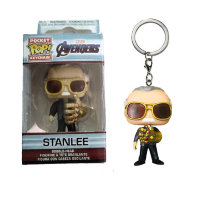 FUNKO Pocket Pop Keychain - Marvel The Avengers Endgame Stan Lee