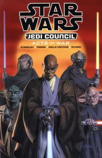 Star Wars - Jedi Council: Acts of War TPB