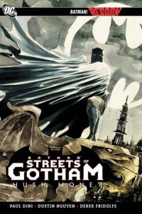 Batman: Streets of Gotham Vol. 1: Hush Money HC