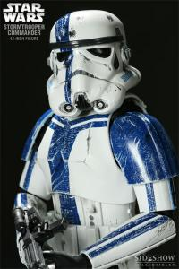 Sideshow Collectibles Deluxe 1/6  Storm Trooper Commander