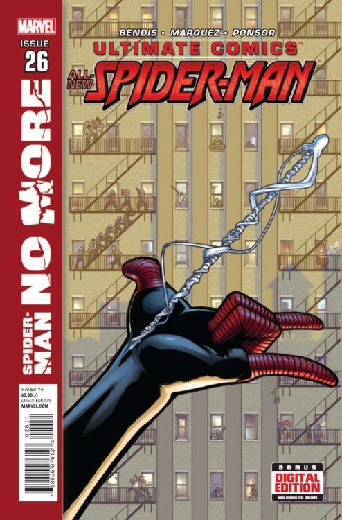 Ultimate Comics Spider-Man (3rd Series) #26