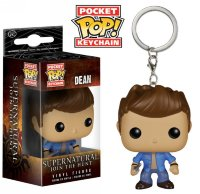 Pocket Pop! Keychain: Supernatural - Dean