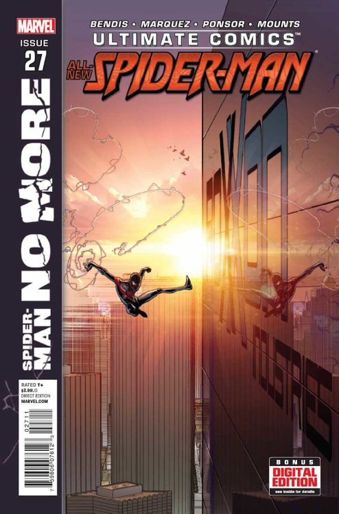 Ultimate Comics Spider-Man (3rd Series) #27