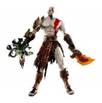 "God of War Golden Fleece Kratos 7"" Action Figure"