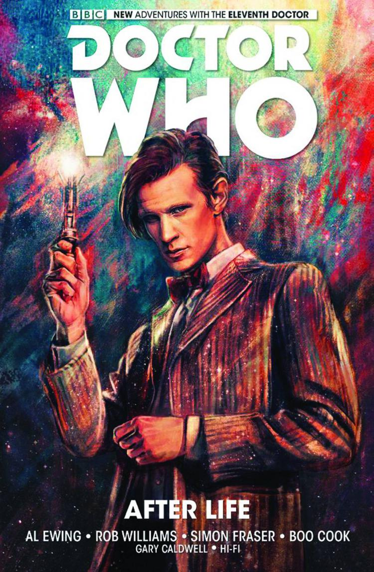 Doctor Who: Afterlife HC
