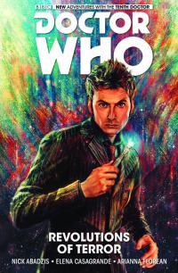 Doctor Who: Revolutions Of Terror HC