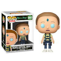 Funko POP! Rick and Morty - Death Crystal Morty