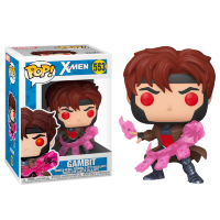 Funko POP! Marvel: Gambit with Cards
