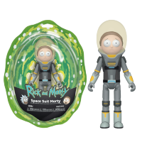 Funko POP! Rick and Morty - Space Suit Morty Action Figure
