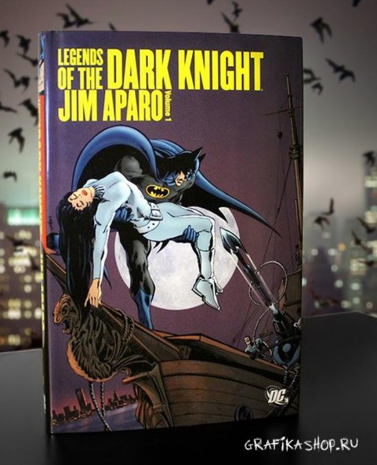 Legends of the Dark Knight: Jim Aparo Vol. 1 HC [Редкий]