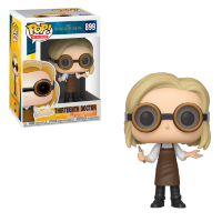 Funko POP! Vinyl: Doctor Who: 13th Doctor w/Goggles